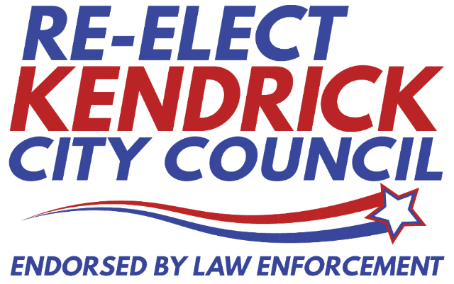 Gary Kendrick for City Council 2018