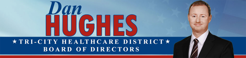 Hughes for Tri-City Healthcare District 2016