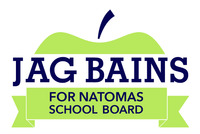 Jag Bains for Natomas Unified School District Board 2018