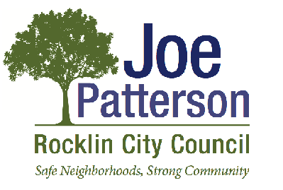 Joe Patterson for Rocklin City Council 2020