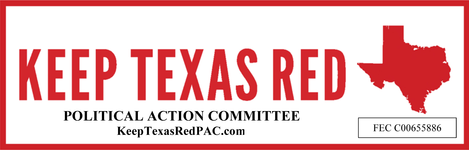Keep Texas Red