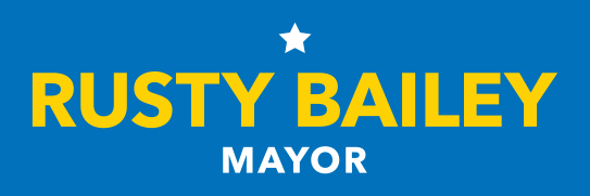 Rusty Bailey for Riversides Mayor 2020