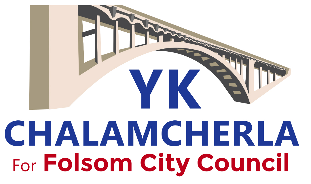 YK Chalamcherla for Folsom City Council 2018