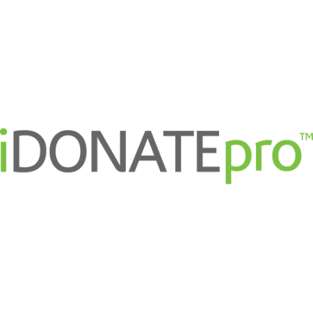 Icon for iDonate Pro a Political Fundraising CRM Database which fully integrates with eFundraising connections