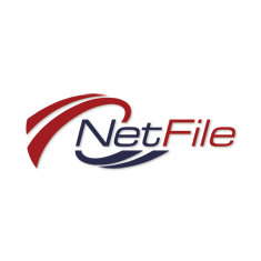 Icon for NetFile a political campaign financial report software that integrates with eFundraising connections Platform
